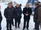 Prefekti i Qarkut Dibër Nexhbedin Shehu inspektoi gjendjen e rrugëve dhe gadishmërinë e qendrave shëndetësore