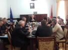 Mbledhje e Task-Forcës së Luftës Kundër Kultivimit të Bimëve Narkotike