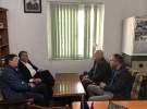 Vizitë pune në ambjentet e Degës së Doganës Bllatë, Drejtorisë Rajonale të Kufirit dhe Migracionit dhe zyrave të AKU-së