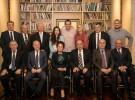 Prefekti i Qarkut Dibër Z. Nexhbedin Shehu, merr pjesë në pritjen e organizuar nga Prefekti i Qarkut Tiranë Znj. Suzana Jahollari