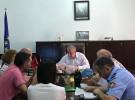 Mbledhje me Drejtues të Institucioneve Qëndrore në Nivel Vendor