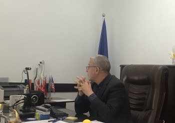 Prefekti i Qarkut Diber Z. Nexhbedin Shehu, mori pjese ne takimin e organizuar nga Koordinatori Kombetar i Antitrafikimit